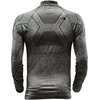 The North Face M's Summit Series L1 Top TNF Black Heather